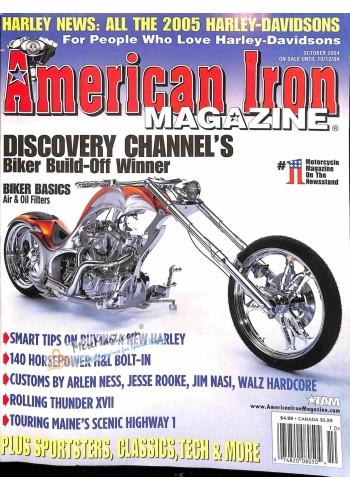 American Iron, October 2004
