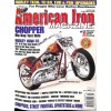 Cover Print of American Iron, October 2005
