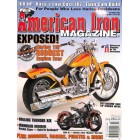 Cover Print of American Iron, October 2006