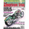 Cover Print of American Iron, September 2003