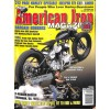 Cover Print of American Iron, September 2009