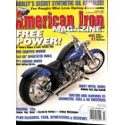 American Iron, April 2003