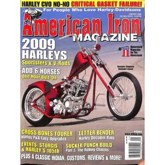 American Iron, January 2009