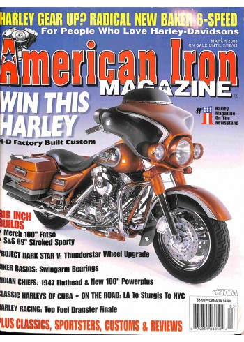 American Iron, March 2003