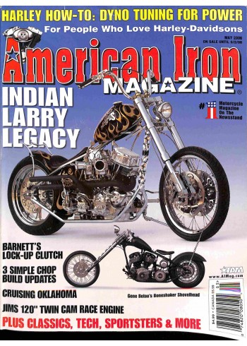 American Iron, May 2006