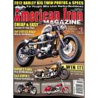 American Iron, November 2011