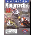 American Motorcyclist, August 1999