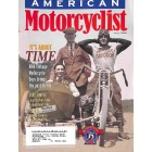 Cover Print of American Motorcyclist, July 1999