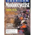 American Motorcyclist, November 1999