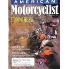 American Motorcyclist, November 1999