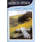 Cover Print of American Opinion, April 1972