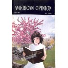 Cover Print of American Opinion, April 1973