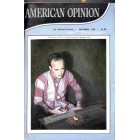 Cover Print of American Opinion, December 1970