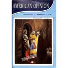 Cover Print of American Opinion, December 1971
