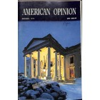Cover Print of American Opinion, December 1973