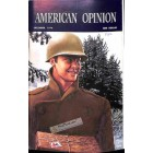 Cover Print of American Opinion, December 1974