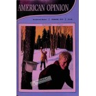 Cover Print of American Opinion, February 1972