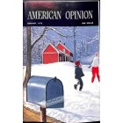 Cover Print of American Opinion, February 1975