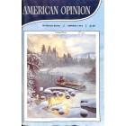 American Opinion, January 1972