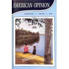 Cover Print of American Opinion, June 1972