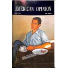 Cover Print of American Opinion, June 1975
