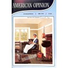 Cover Print of American Opinion, May 1972