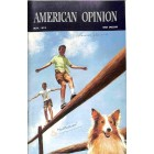 Cover Print of American Opinion, May 1973