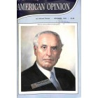 Cover Print of American Opinion, November 1970