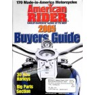 Cover Print of American Rider, 2005