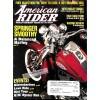 Cover Print of American Rider, April 2000