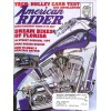 Cover Print of American Rider, April 2001