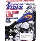 American Rider, April 2002