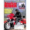 Cover Print of American Rider, April 2004