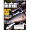 Cover Print of American Rider, April 2005