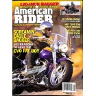 Cover Print of American Rider, April 2006