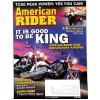 Cover Print of American Rider, April 2009