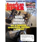 Cover Print of American Rider, August 2004