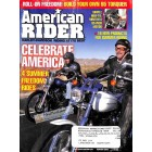 Cover Print of American Rider, August 2005