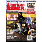 Cover Print of American Rider, August 2007