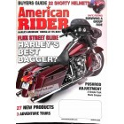 Cover Print of American Rider, August 2008