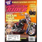 Cover Print of American Rider, December 1996