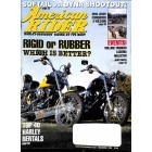 Cover Print of American Rider, December 2000
