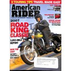 Cover Print of American Rider, December 2006