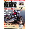 Cover Print of American Rider, December 2007