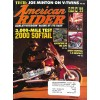 Cover Print of American Rider, February 2000