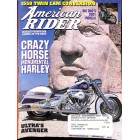 Cover Print of American Rider, February 2001