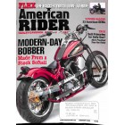 Cover Print of American Rider, February 2006