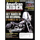Cover Print of American Rider, February 2007