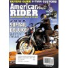 Cover Print of American Rider, February 2008