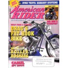 Cover Print of American Rider, July 1997